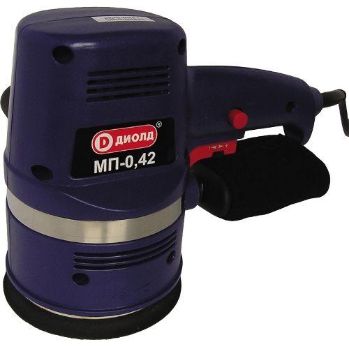 Машина полировальная электрическая,420 Вт,4500-9500 об/мин