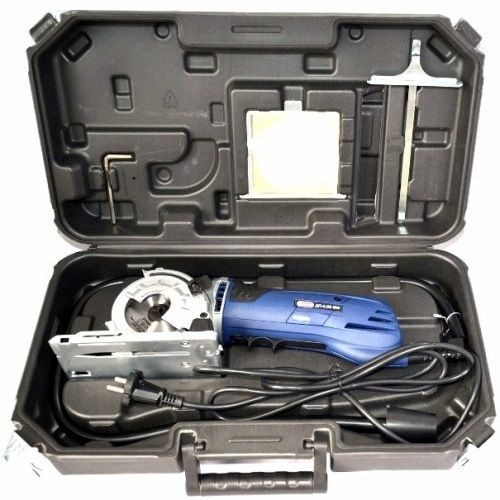 Пила ручная электрическая дисковая, 550 Вт, 4500 об/мин