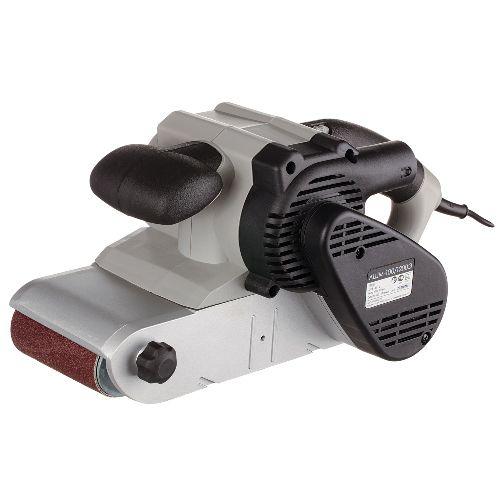 Машина ручная электрическая ленточно-шлифовальная, 1200Вт, 200-400 м/мин
