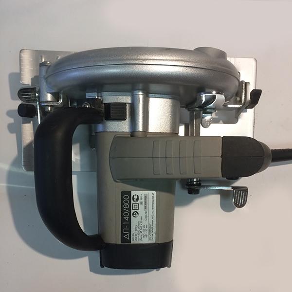 Пила ручная электрическая дисковая, 220 В, 3,6 А, 50 Гц, 4500 об/мин