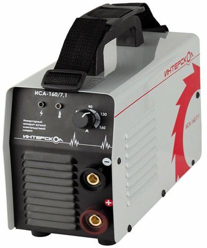 Инверторный аппарат ручной электродуговой сварки ММА, 7,1кВА, 20-160 А, 1,6-4,0 мм