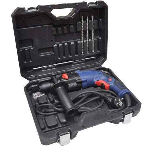 Перфоратор ручной электрический, 450 Вт., 220 В., 50 Гц., SDS-plus, 3600 уд./мин., 1,5 Дж.