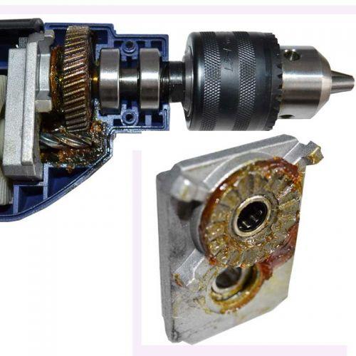 Машина ручная электрическая сверлильная ударно-вращательная 750 Вт,патрон 13мм,0-3000 об/мин