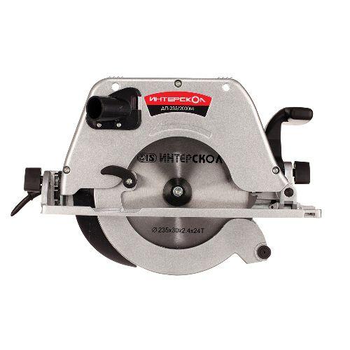 Пила ручная электрическая дисковая, 2000Вт, 85мм, 4200об/мин