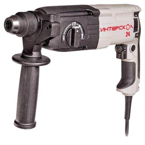 Перфоратор ручной электрический 720 ВТ, 0-1240 об/мин, 0-5080 уд/мин