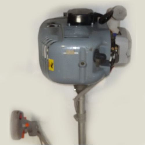 Кусторез бензиномоторный, 2-такт.возд.охл., 52 куб.см., 2300Вт., 3,1 л.с., 10000об/мин.,бак 1л.
