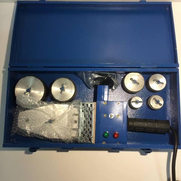 Аппарат для сварки полипропиленовых труб, 800Вт, 220В, 50Гц