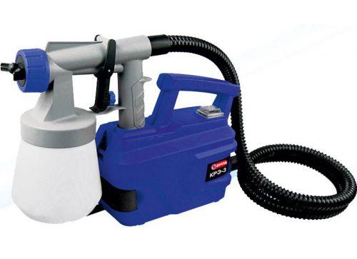 Краскораспылитель электрический, 600 Вт, 1100 мл/мин, 2,6 мм