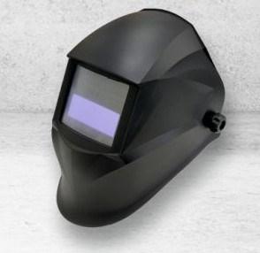 Маска сварочная Хамелеон Черная, регул., зат. DIN 9-13, 2 Lit. встр. батареи,