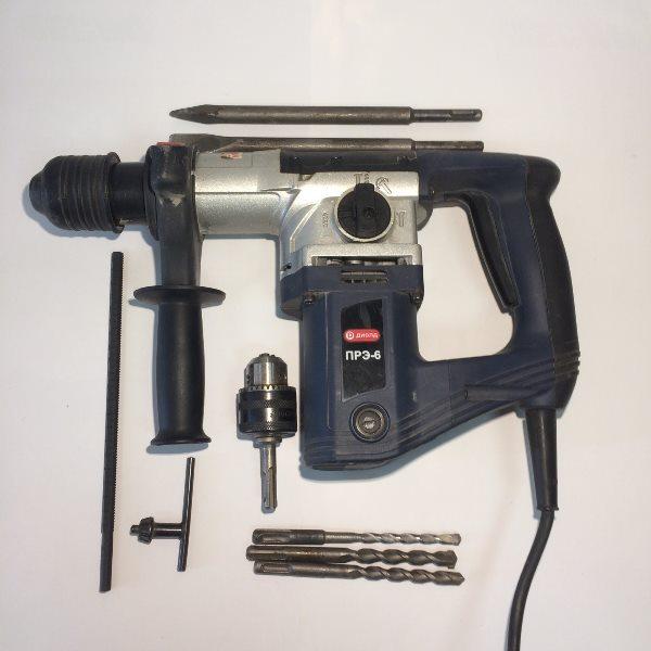 Перфоратор ручной электрический,900 Вт,800 об/мин