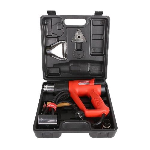 Фен электрический, 2000Вт, t-50-600С, 300-500л/мин, ЖК-дисплей, точная регировка, хол. продув