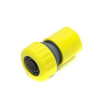 """Коннектор для шланга d3/4"""" с аквастопом INBLOOM"""
