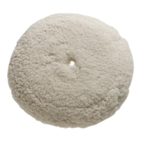 Овчина полировальная D180мм (липучка)