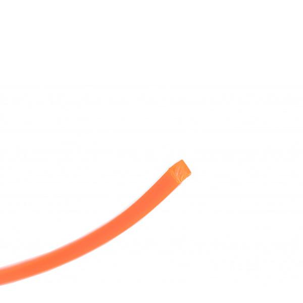 Леска для триммера, 2,4мм*5LB, квадрат, 390м, бухта