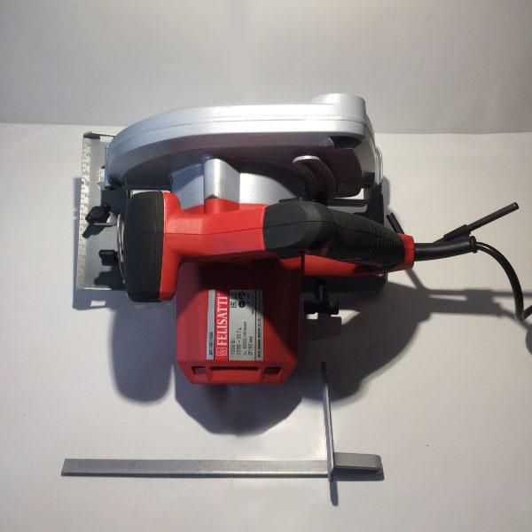 Пила ручная электрическая дисковая, 1500 Вт., 6000 об/мин., диск 190*20*24Т, глуб. пропила 66 мм.