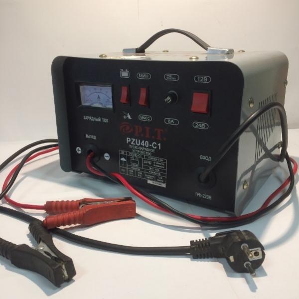 Устройство пуско-зарядное, 0,85/5 кВт., ток.зар. 18/25А. max, 100А., 220В.,50Гц.