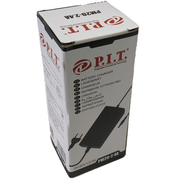 Устройство зарядное, P.I.T. (подходит к PSR18-D1)