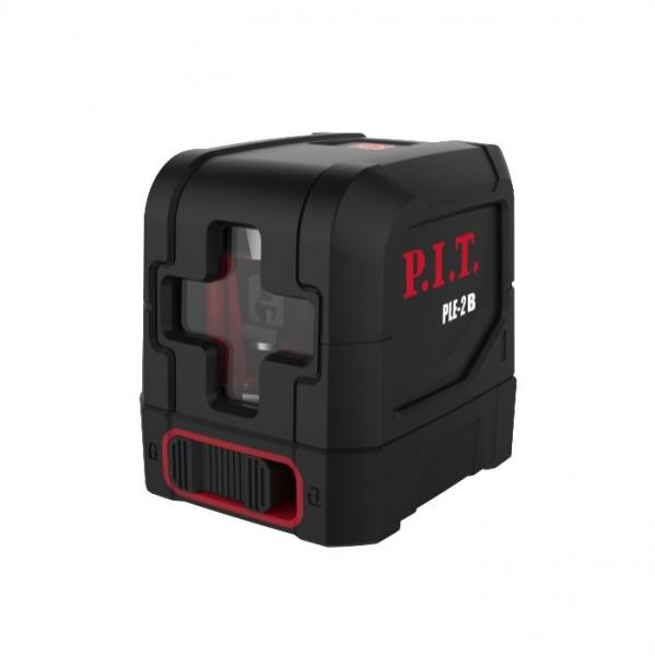 Лазерный уровень, 2 класс, 520 Нм., 3мм./10м., 30 м., 4 часа, IP54
