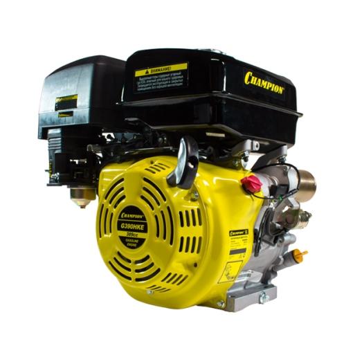 Двигатель бензин., с гор.валом 13л.с.,389 см3, диам. 25,4 мм. шпонка