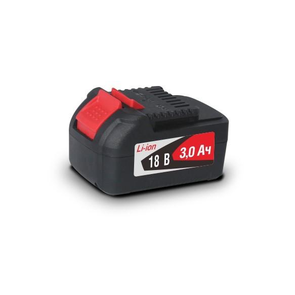 Батарея аккумуляторная, Li-ion, 3,0 Ah
