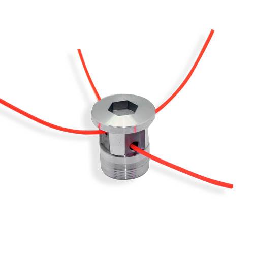 БАРАБАН-ШПУЛЯ -запр. 2 кусками по 28см, диаметр 3,0мм, тип паук, под ст. гайку