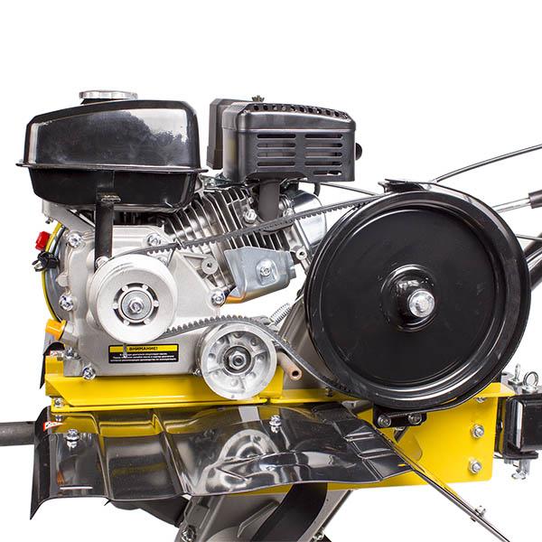 "Мотокультиватор, 7л.с.,2F/1R,83см.,33см.,3,6 л., колеса 4/8""шкив"