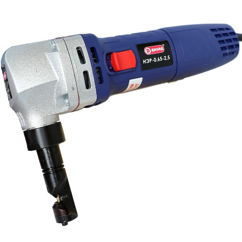 Ножницы ручные электрические высечные ,650 Вт,скор.резания 2м/мин,2000 ход/мин