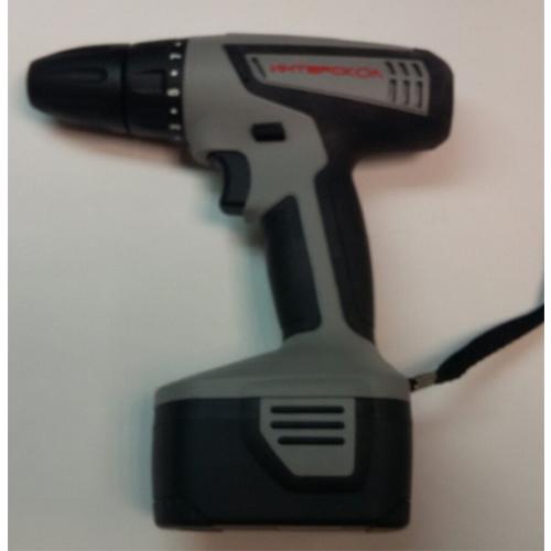 Машина ручная электрическая сверлильная аккумуляторная, 14,4 В=, 0-400-1100 об/мин