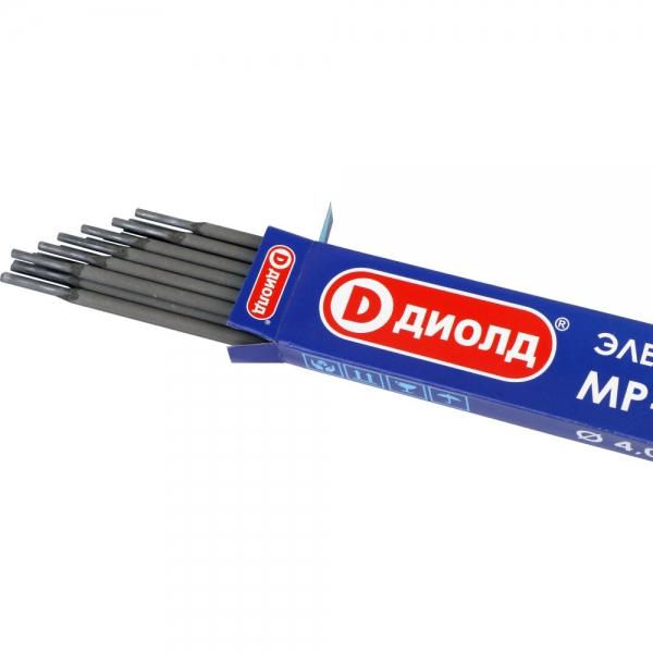 Электроды сварочные, МР-3С, d-4,0mm, 1 кг ДИОЛД