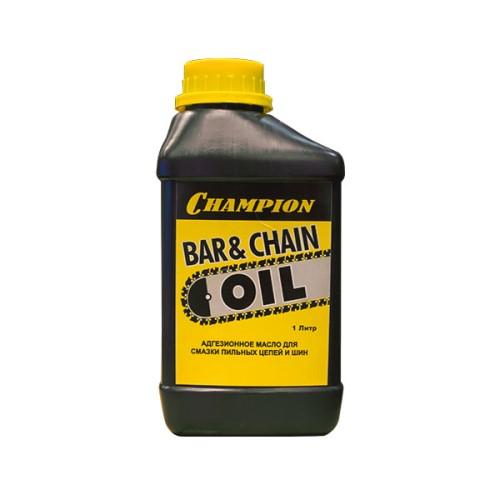 Масло для смазки пильных цепей и шин CHAMPION, 1л