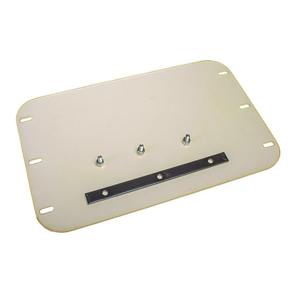 Коврик для виброплиты PC6337F, (562мм*355мм*5мм), C1709