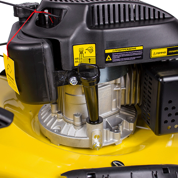 Двигатель 6,0л.с./4,4кВт.196см.куб, диаметр 22,2мм, шпонка