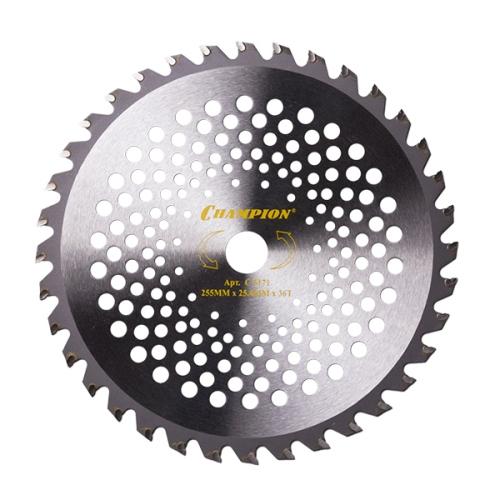 Нож с зубцами из твердого сплава Strong 36/255/25.4 (SRM-330ES/SRM-350ES,4605)