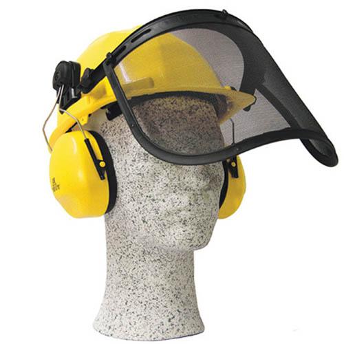 Шлем защитный комбинированный CHAMPION C1001/C100