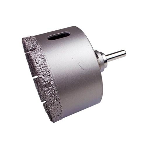 Коронка алмазная 82/66/М14 V-tech, керамика, керамогранит, гранит, мрамор