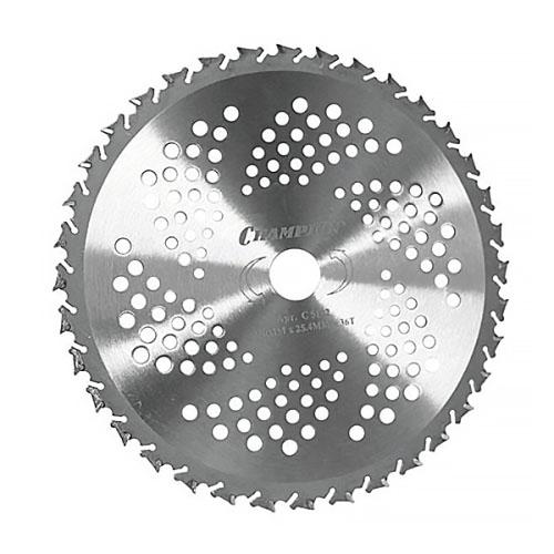 Полотно с зубцами из твердого сплава 40/255/25,4 (SRM-330ES/SRM-350ES,4605) Anti-kick