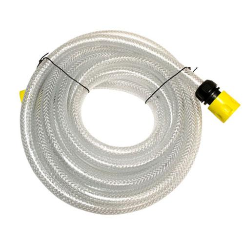 """Шланг для подключения мойки высокого давления 5 метров (3/4""""), два быстросъемных коннектора"""