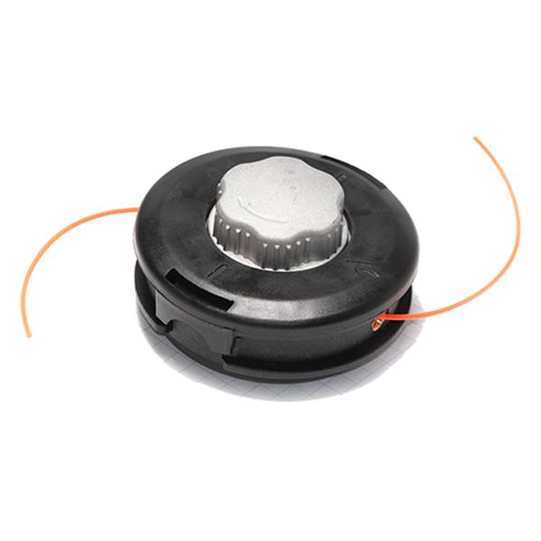 Головка триммерная, Хопер em507, алюминиевая кнопка, Т35 М10*1,25, картон