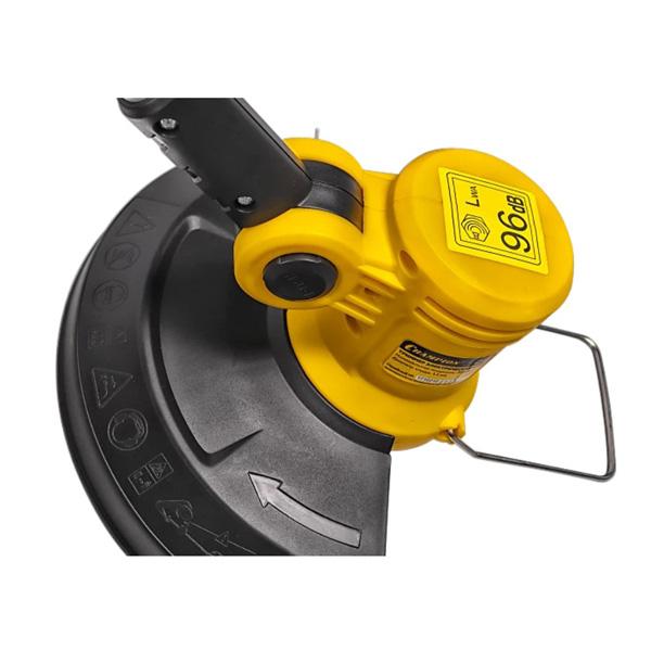 Электрический триммер, 380 Вт.,50 Гц.,10500 об/мин.,250мм., нижний двигатель, корд 1,2мм