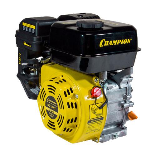 Двигатель бензин.,с горизонт. валом, 7л.с./3600об/мин., 212 см.куб., бак 3,6 л., тип вала -резьба