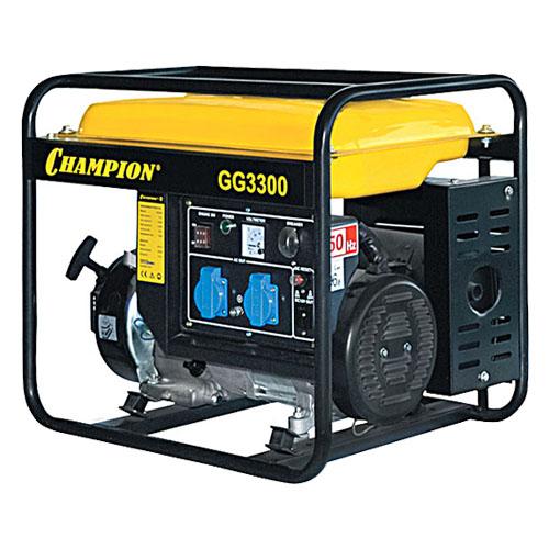 Генератор OHV6, 15л, 1,4 л/ч, 12 V, 2,6/3 кВт