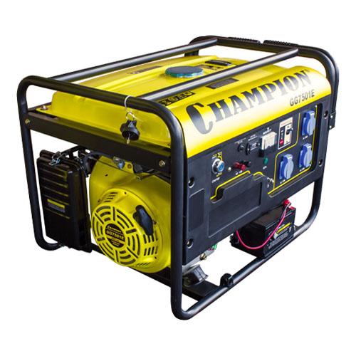 Генератор, 11,8кВт./16л.с., 420 см. куб., бензин.,4-х тактный,запуск руч./электрич.,бак 25л.