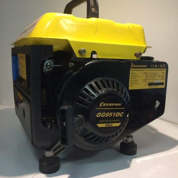 Генератор OHV2, 4,2л, 0,7л/ч, 0,65/0,72 кВт. 12V
