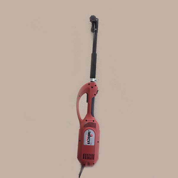 Ручная механизированная электрическая косилка - триммер, 220/50 В/Гц, 9000 об/мин