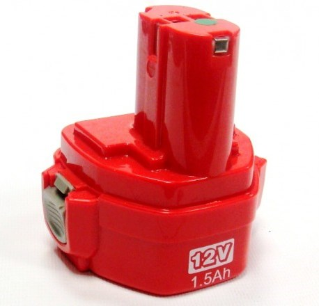Аккумулятор, Ni-CD, 12V, 1.5AН Makita (подходит к 6271DWPE )