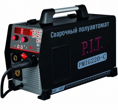 Сварочный полуавтомат, 6,5кВт., 220А., ПВ-60, ММА 2,5-5мм., 5,9кВт.,MIG 0.6-1мм