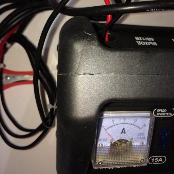 Устройство зарядное , 6/12В., ток зар.5/8 max, 250Вт., макс.ток заряда 10А.