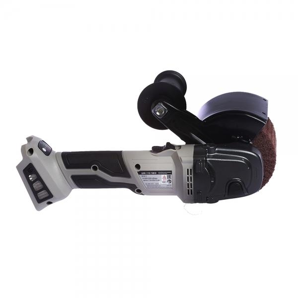 Машина ручная электрическая щёточношлифовальная аккумулят, 18 В., 400-2200 об/мин,Li-ion АПИ, ( без аккум. и ЗУ)