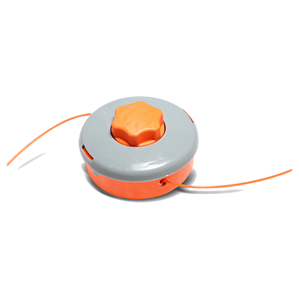 Головка триммерная, Хопер th108, оранжевая. М10*1,25, пакет