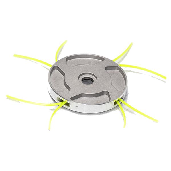 Головка триммерная, Хопер wth908, алюминиевая универсальная, 4 линий для лески